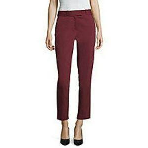 Liz Claiborne Emma Classic Ankle Pants Size 4